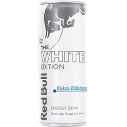 Red Bull white Edition 0,25cl