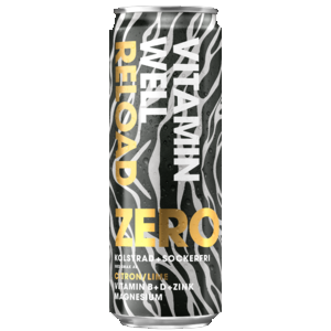 Vitamin Well zero reload 50cl