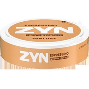 Zyn Mint Dry espressino no2