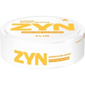 Zyn Ginger Bood orange no 3