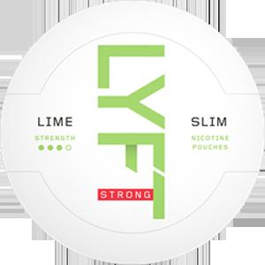 LYFT Lime Strong Slim 16,8 g
