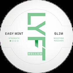 Lyft easy mint slim no 1