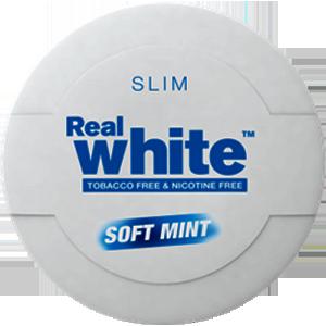 Kickup real white slim softmin