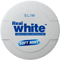 Kickup real white slim softmin