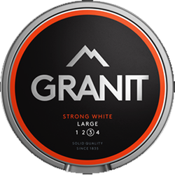 Granit Strong White 17,6 g