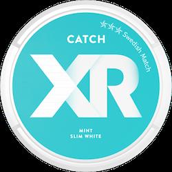 XR Catch mint white slim