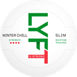 Lyft winter chill xstrong