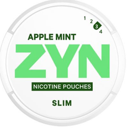 Zyn Slim Apple Mint no3