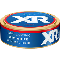 XRANGE GR Slim White Strong