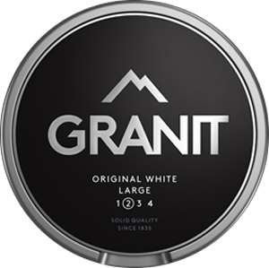 Granit Original White 17,6 g