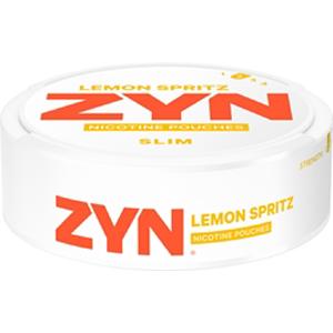 Zyn Lemon spritz 2