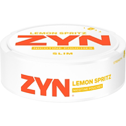 Zyn Lemon spritz 2