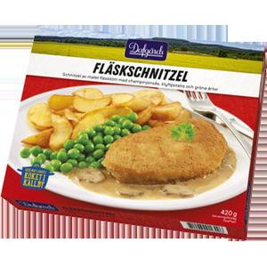 Familjen Dafgård Fläskschnitze