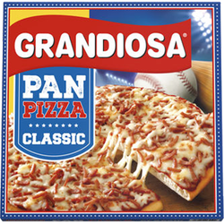 Grandiosa Pan Pizza 575 Gr