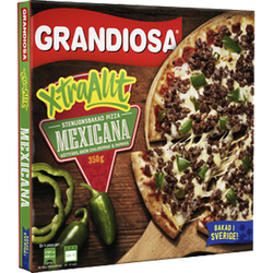 Pizza Xtra Mexicana 350g