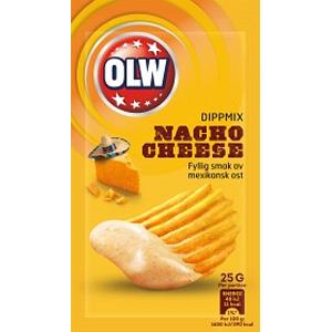 OLW Dipmix Nacho Cheese