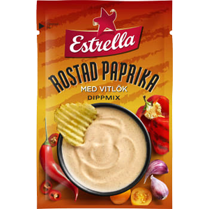 Estrella DM rostad paprika