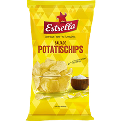 Estrella Potatischips 175 g