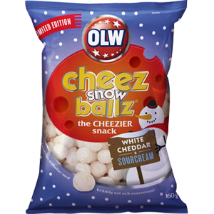 OLW Cheez Snow Ballz 160g