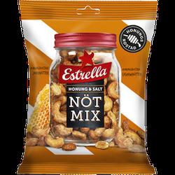 Estrella Nötmix Honung & Salt