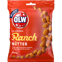OLW Ranch Nötter 150g