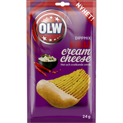OLW Dipmix Chili cream cheese