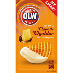 OLW Dippmix Chipotle/cheddar