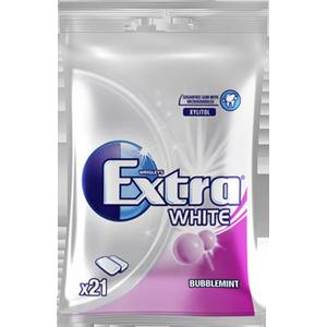 Extra White Bubblemint