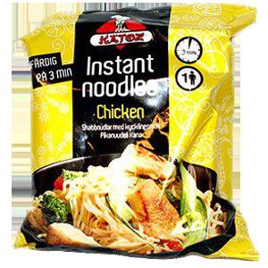 Instant Noodle Chicken