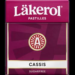 Läkerol Cassis