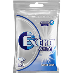 Extra White Sweetmint Påse 35