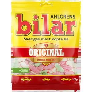 Ahlgrens Bilar Orginal 125g