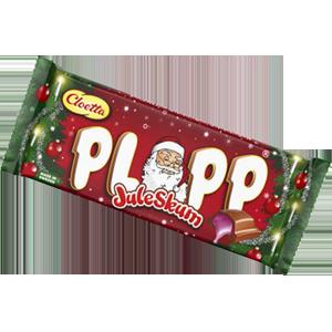 Plopp Juleskum 80g