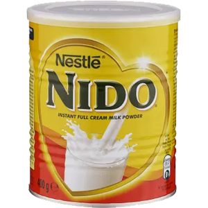 Mjölkpulver Nido Nest 400g