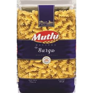 MUTLU Pasta skruv 500g