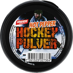 Hockey Pulver Hot Pepper 12 g