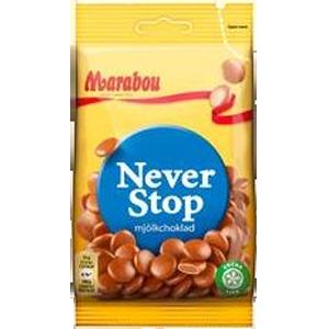 Marabou Neverstop 100g