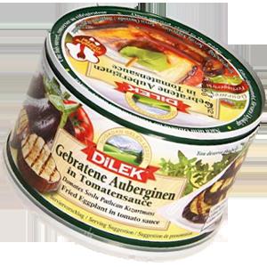 Aubergine i Tomatsås 400g