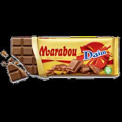 Marabou Mjölkchoklad Daim 200