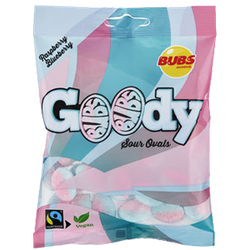 Goody Rasberry/Blueberry 90g
