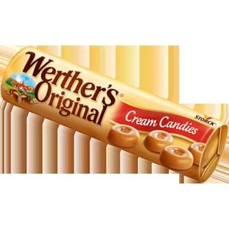 Werthers Cream candies 50g