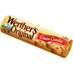 Werthers Cream candies 50g