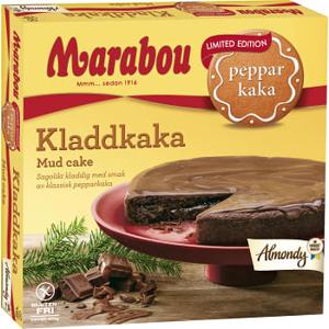 Marabou Kladdkaka pepparkaka