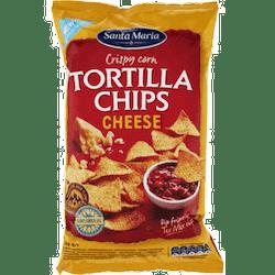 Tortilla Chips Cheese 185g