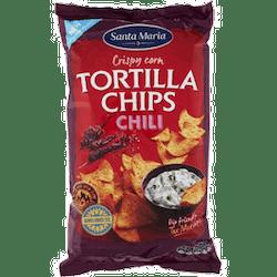 Tortilla Chips Chilli 185g
