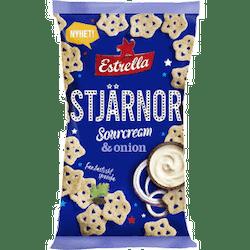 Estrella Stjärnor Sourcream