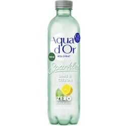Aquador zero Citron/Lime