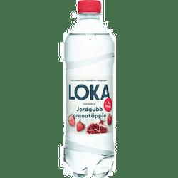 Loka Jordgubb/Granatäpple 50cl