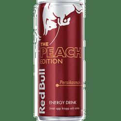 Red Bull Peach