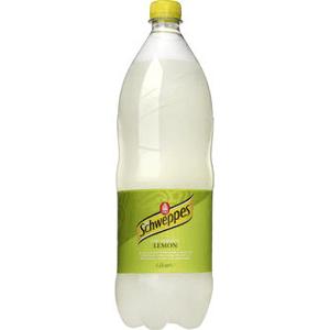 Schweppes Lemon Fusion 1,5l